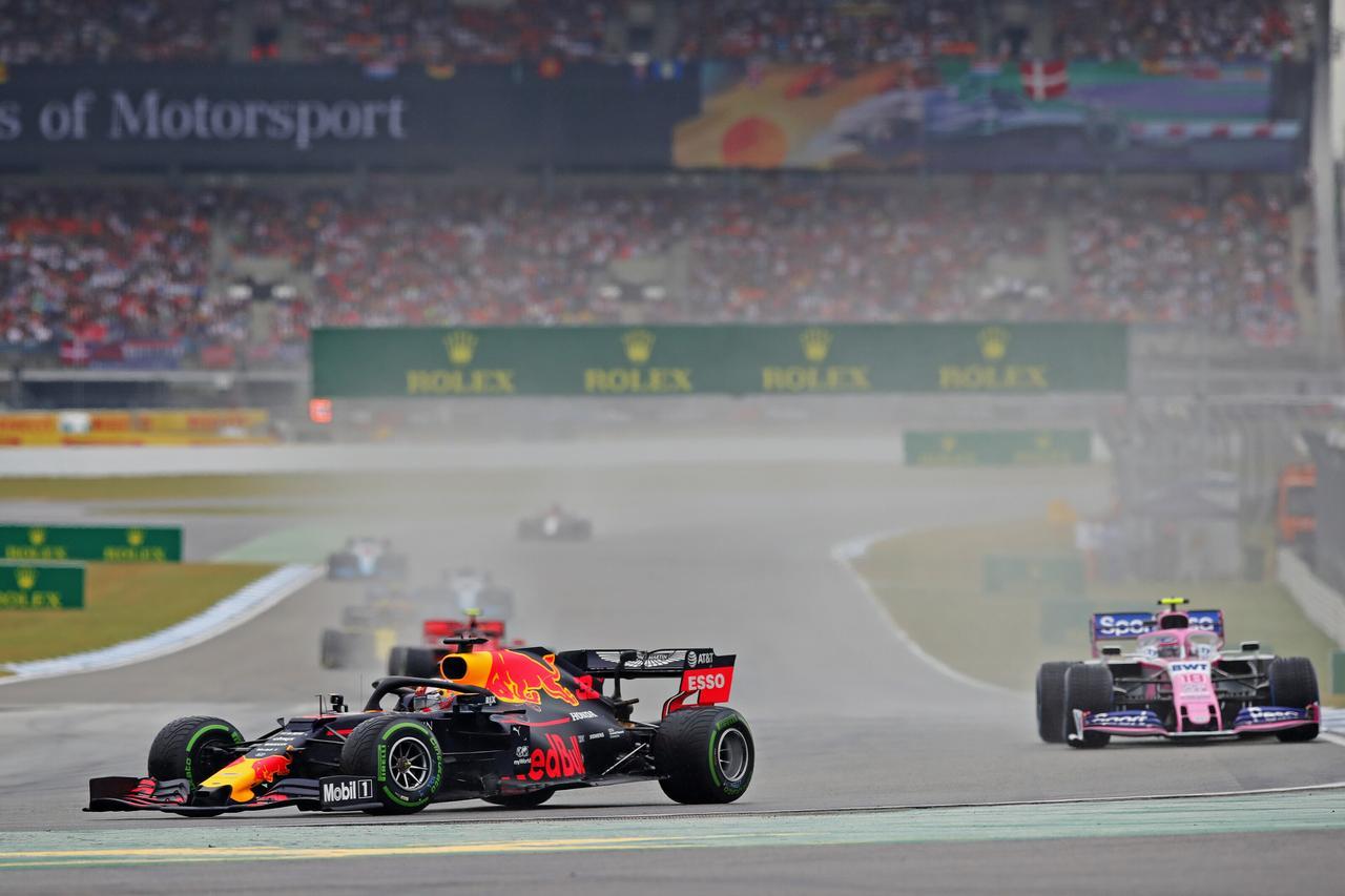 Images : 2番目の画像 - F1第11戦ドイツGP決勝 - Webモーターマガジン
