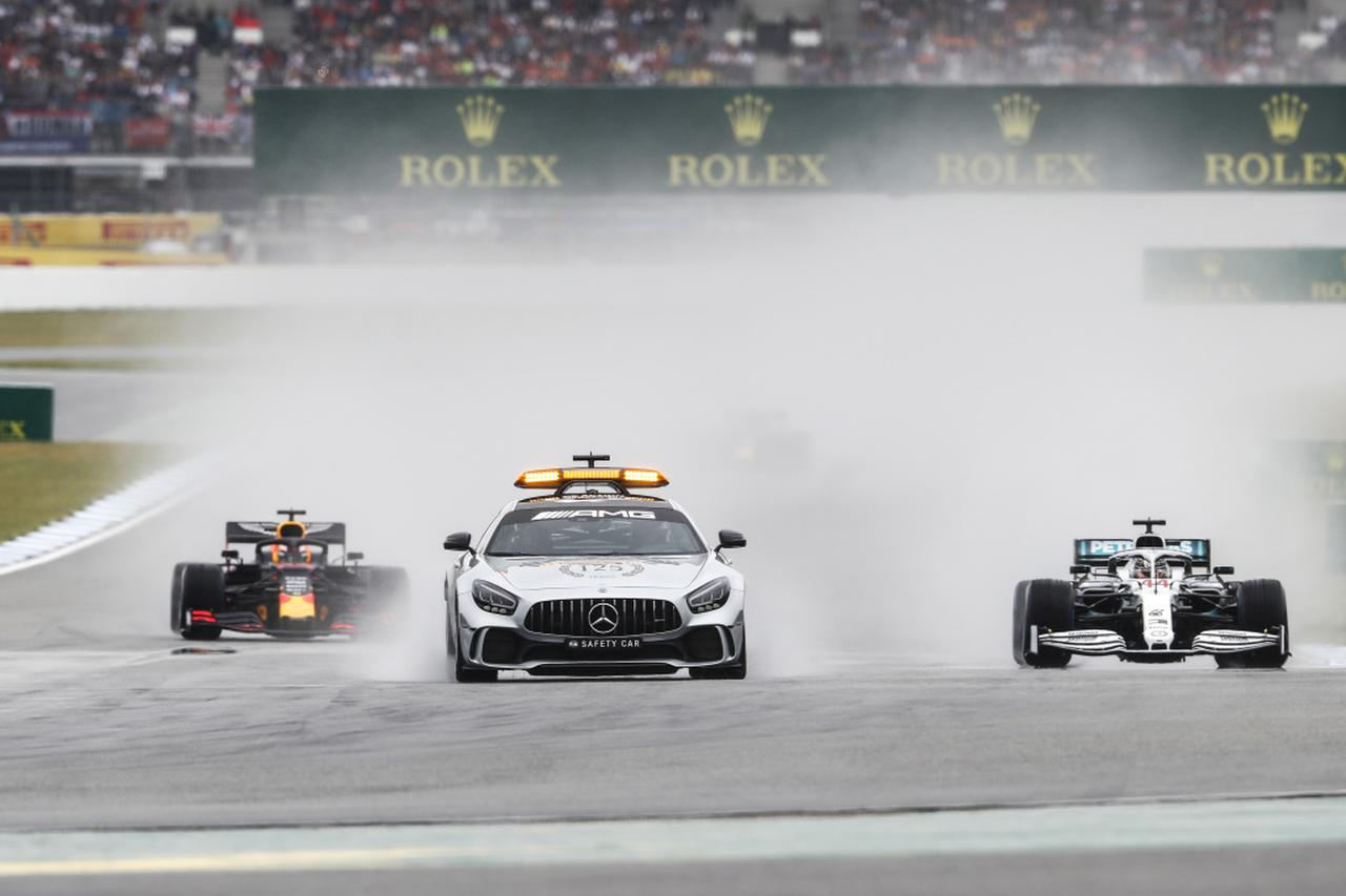 Images : 1番目の画像 - F1第11戦ドイツGP決勝 - Webモーターマガジン
