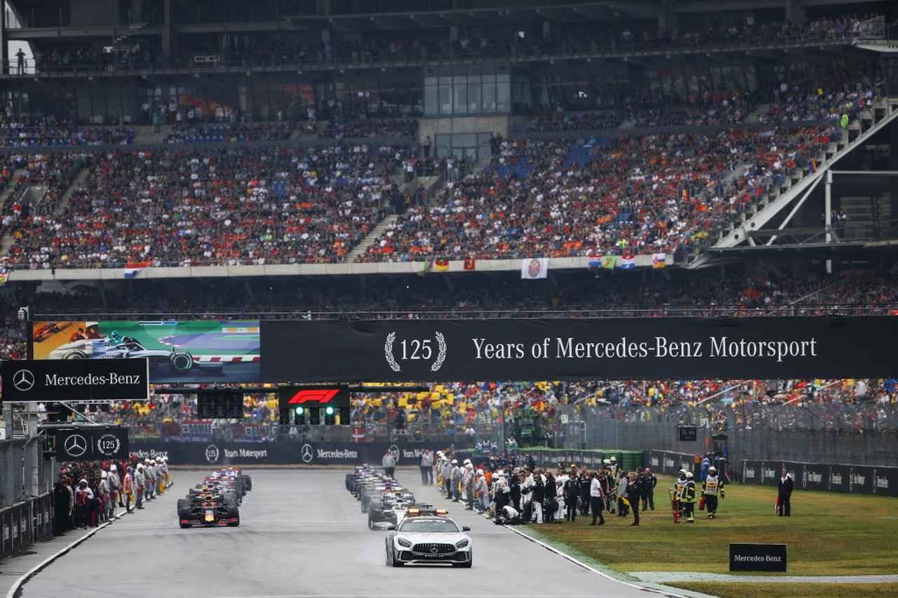 Images : 1番目の画像 - F1第11戦ドイツGP - Webモーターマガジン