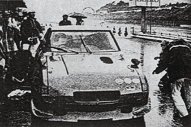 画像: 1973年の富士1000kmレースで総合優勝を果たしたセリカLB。エンジンは1600GT用にターボチャージャーを組み込んだもので、300ps/27kgmのパワー&トルクを発生する(当時の)モンスターマシンだった。