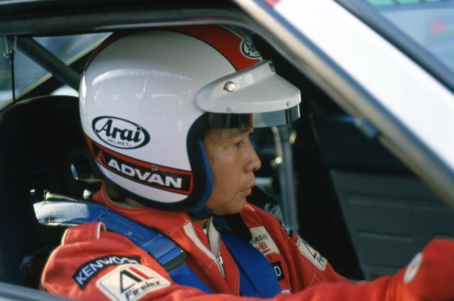 画像: レジェンドドライバーである高橋国光もまだ現役バリバリ。85年インターTECでは、D・ブロディ、武藤文雄と組むが、翌年からは高橋/中谷コンビで活躍する。