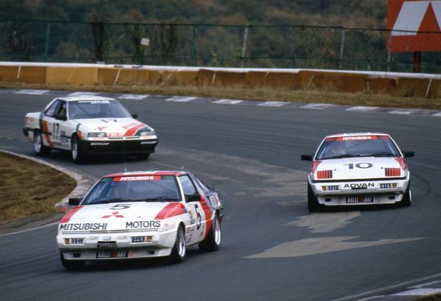 画像: 85年インターテックではカーナンバー5はリタイヤとなるが、カーナンバー10の中谷/リュー組は4位に入り、日本車勢では最上位となった。