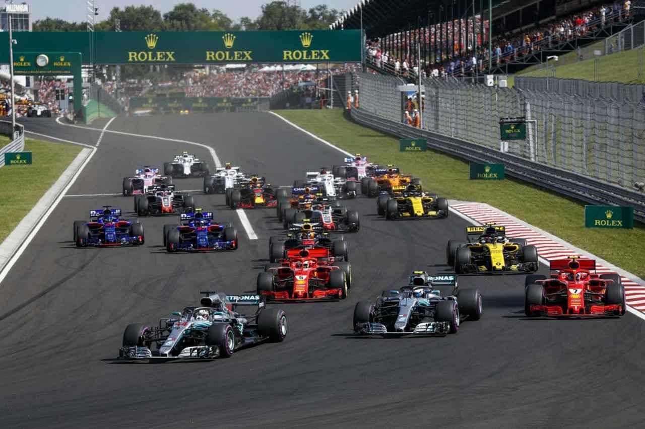 Images : 2番目の画像 - F1第12戦 ハンガリーGPプレビュー - Webモーターマガジン