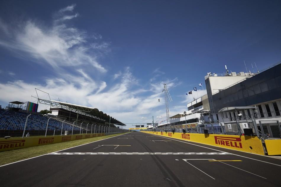 Images : 1番目の画像 - F1第12戦 ハンガリーGPプレビュー - Webモーターマガジン