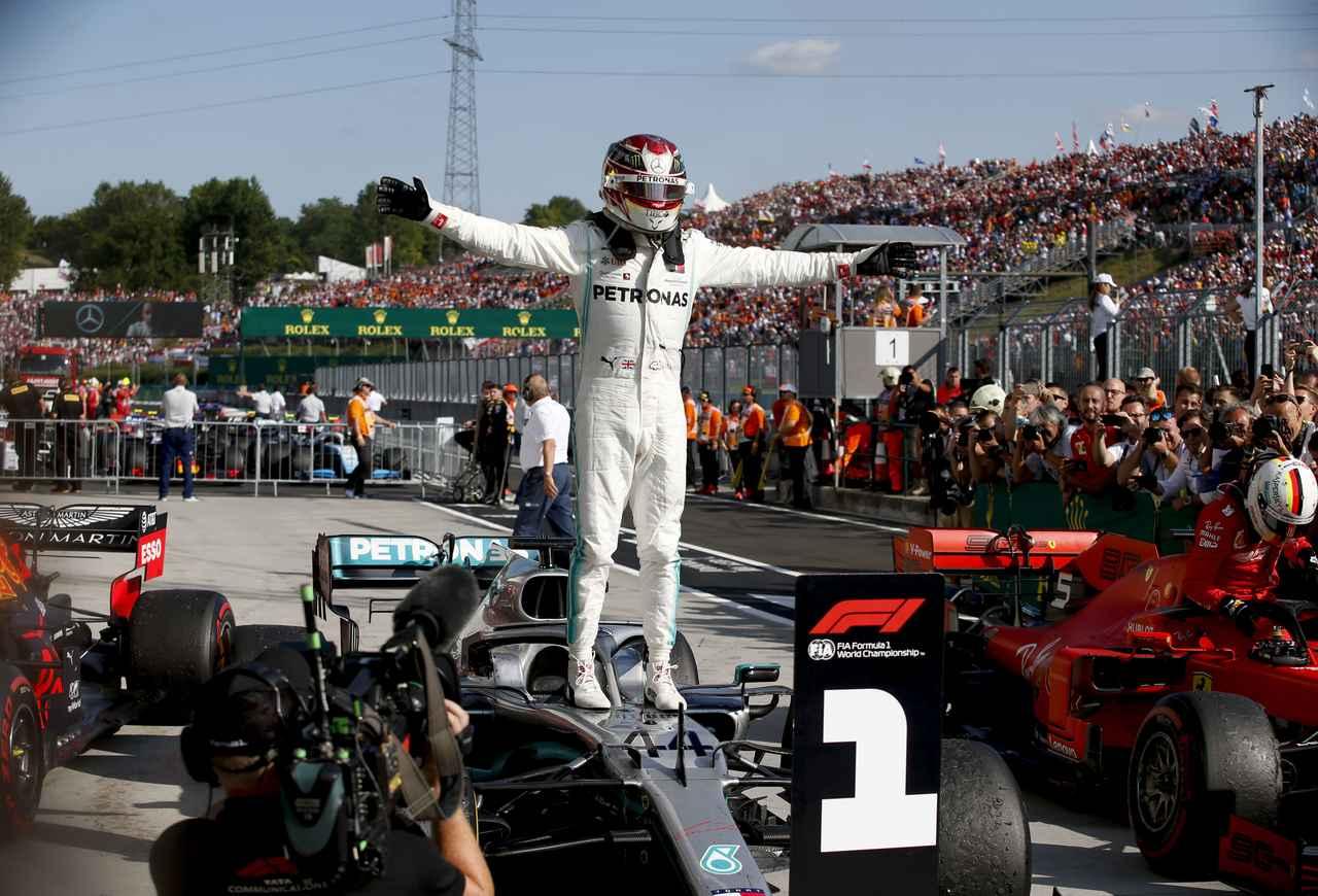 Images : 9番目の画像 - F1第12戦ハンガリーGP決勝 - Webモーターマガジン