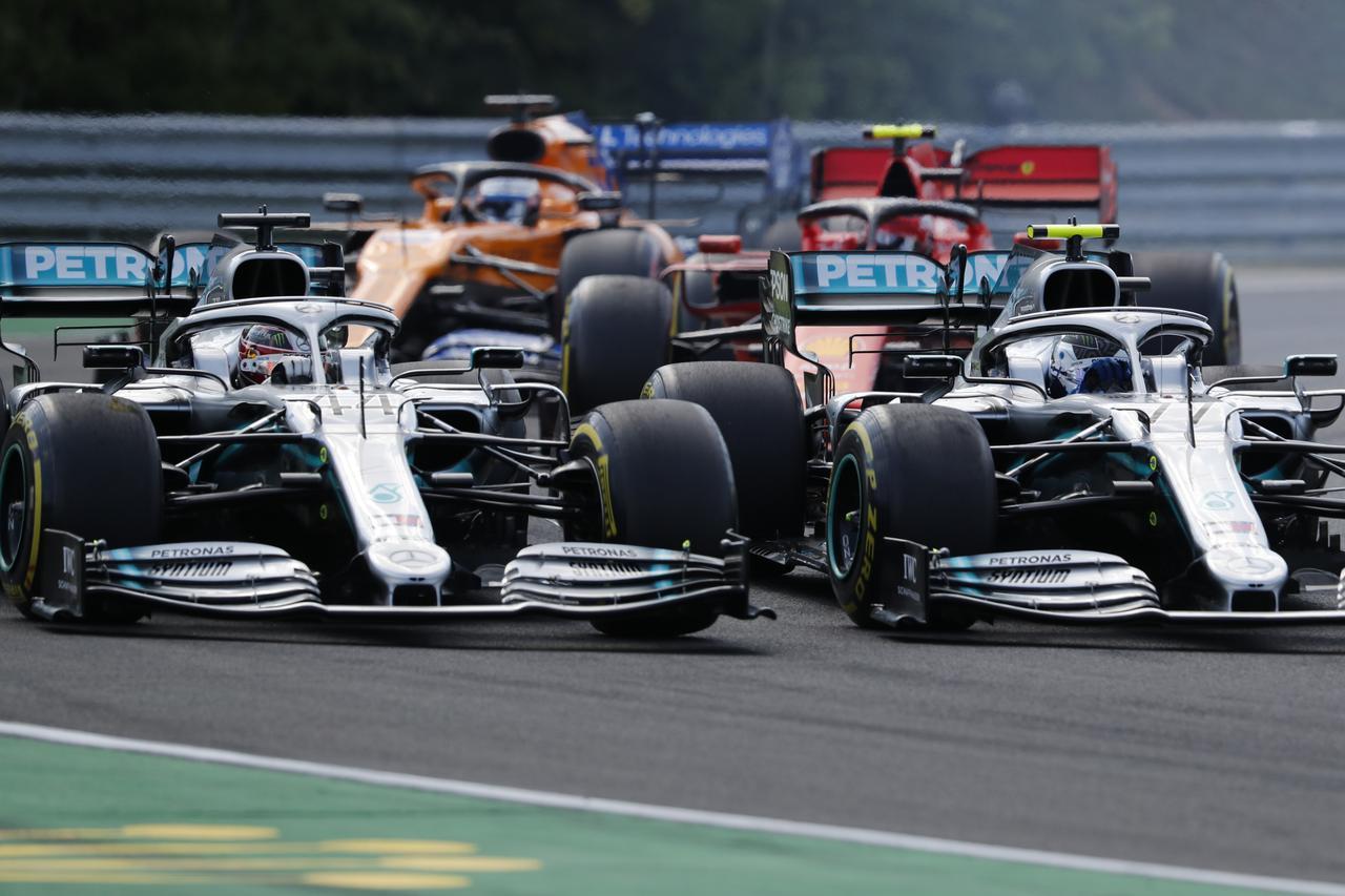 Images : 2番目の画像 - F1第12戦ハンガリーGP決勝 - Webモーターマガジン
