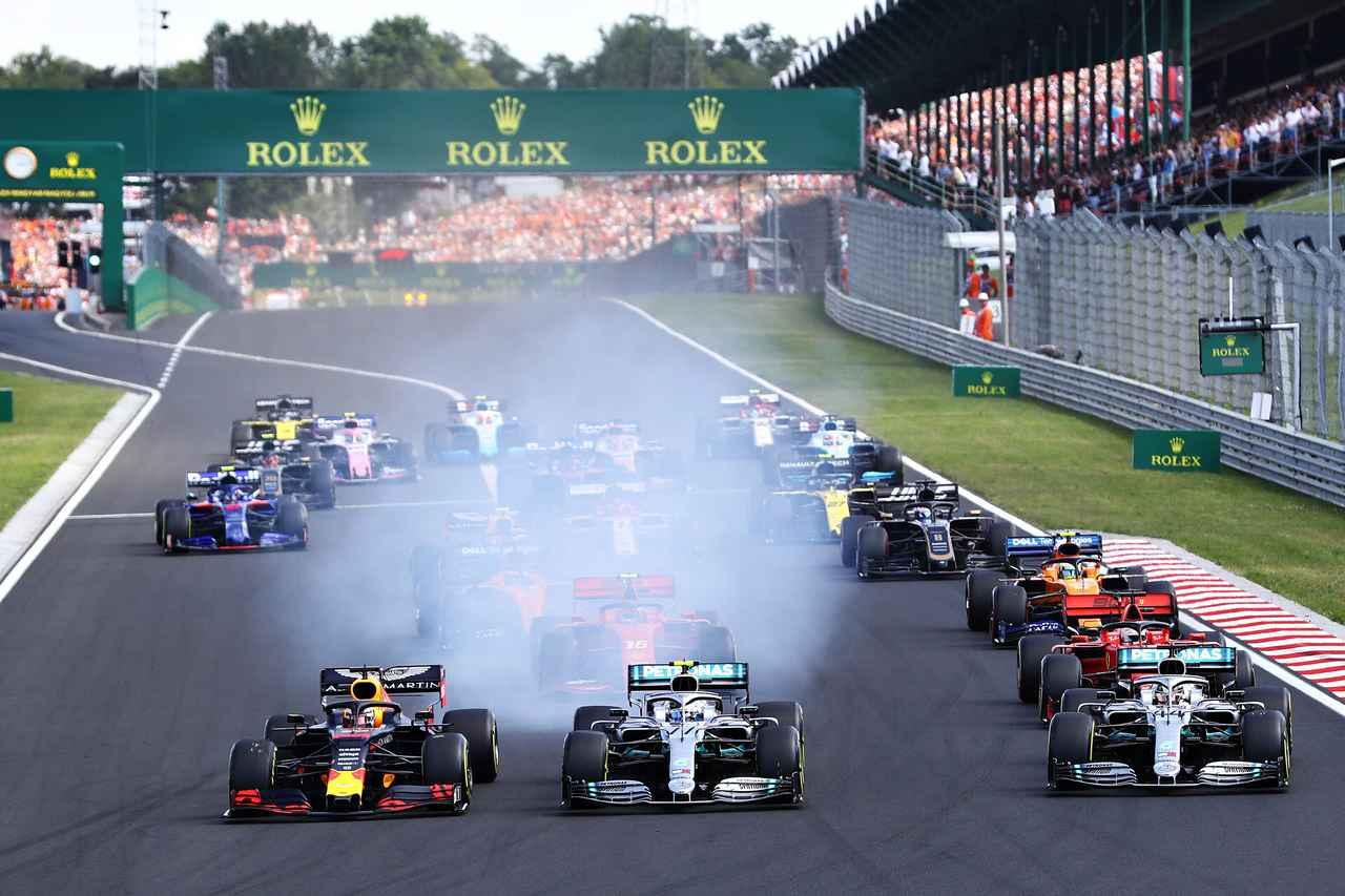 Images : 1番目の画像 - F1第12戦ハンガリーGP決勝 - Webモーターマガジン