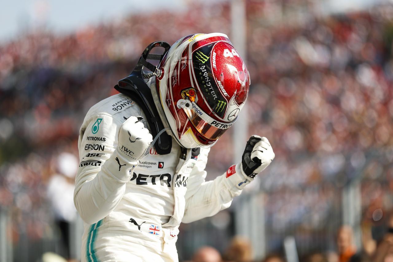 Images : 10番目の画像 - F1第12戦ハンガリーGP決勝 - Webモーターマガジン