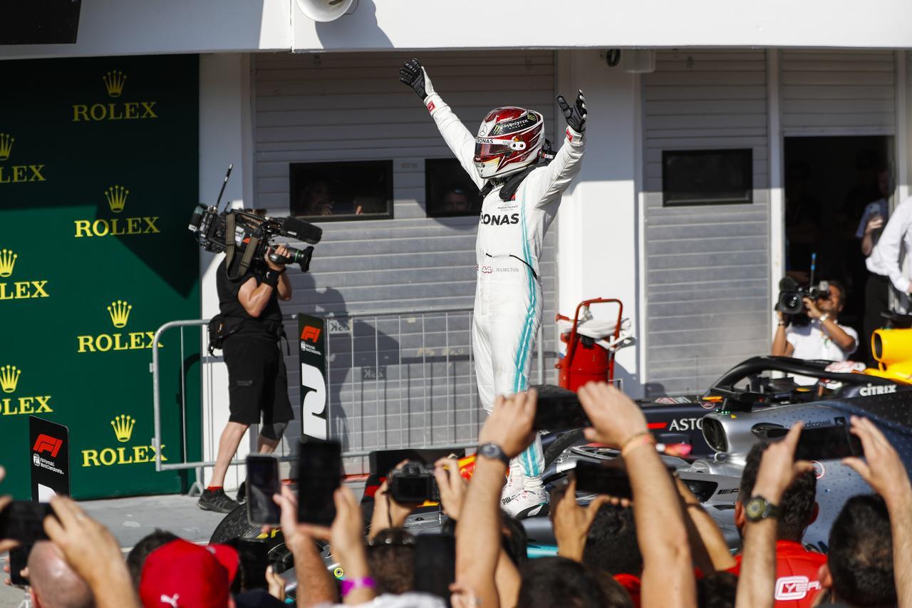 Images : 11番目の画像 - F1第12戦ハンガリーGP決勝 - Webモーターマガジン