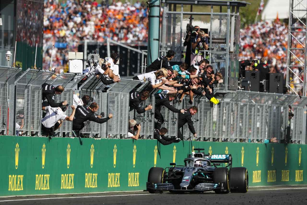 Images : 6番目の画像 - F1第12戦ハンガリーGP決勝 - Webモーターマガジン