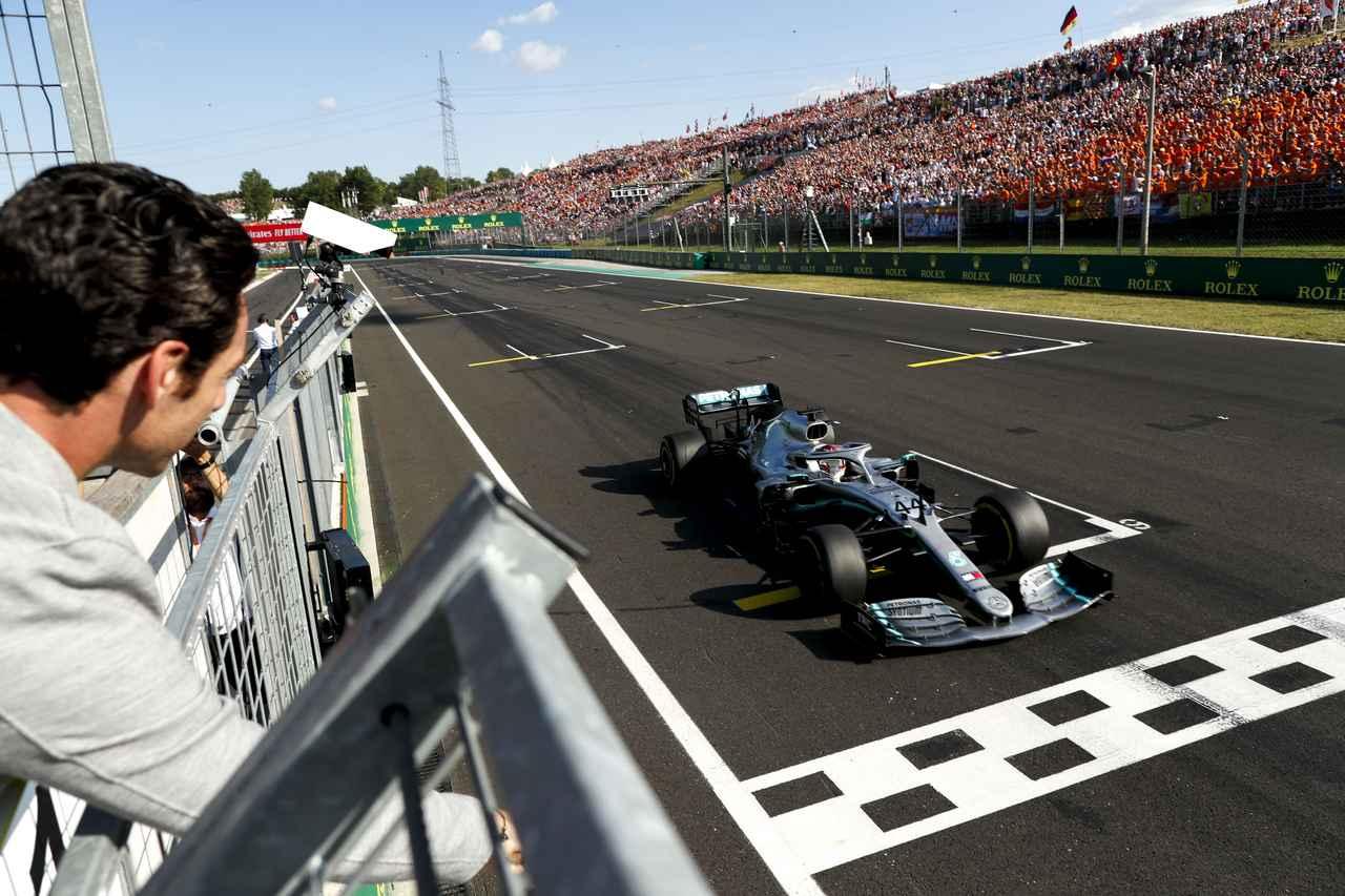 Images : 7番目の画像 - F1第12戦ハンガリーGP決勝 - Webモーターマガジン