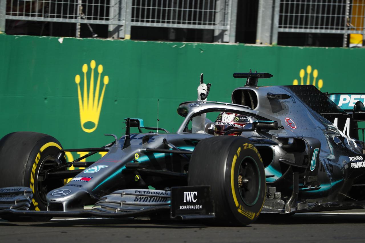 Images : 5番目の画像 - F1第12戦ハンガリーGP決勝 - Webモーターマガジン