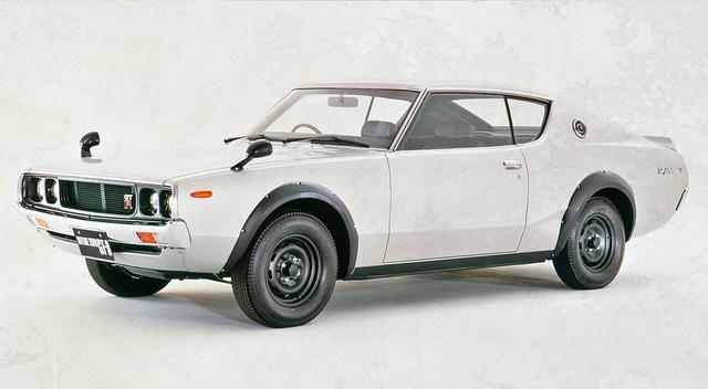 画像: S20は110型(ケンメリ)スカイラインGT-Rにも搭載された。S20を搭載した車種は、この3車種にとどまった。