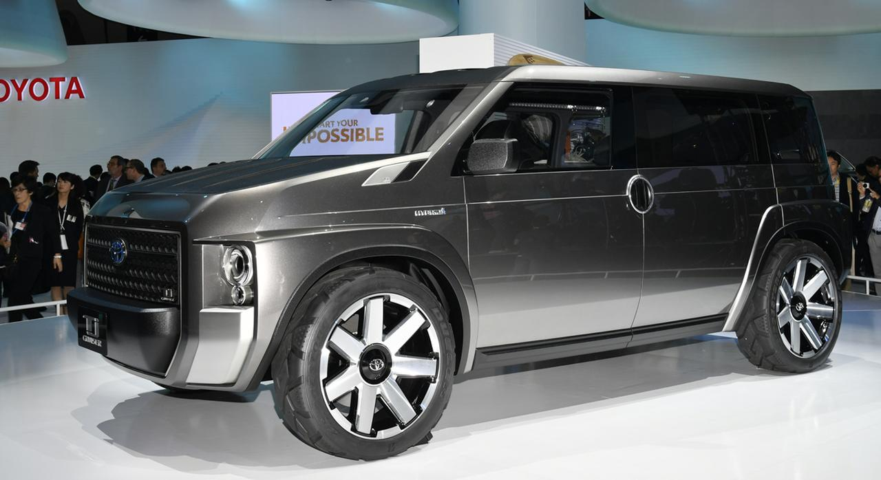 Images : 1番目の画像 - トヨタ 2021年までのニューモデル一覧 - Webモーターマガジン