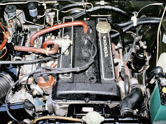 【国産名機10選 04】「トヨタ 2T-G」は多くの車種に搭載され、トヨタDOHCの高性能をアピール