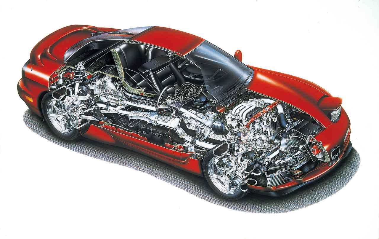 Images : 4番目の画像 - アンフィニRX-7 GT-R - Webモーターマガジン