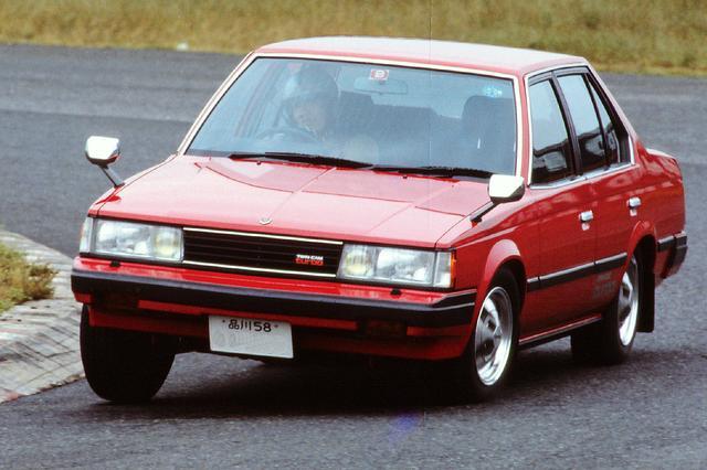画像: 当時のコロナは多くのエンジンを搭載していたが、最もスパルタンだったのが3T-GT搭載車。写真のセダンはGT-TR、HTはGT-Tと呼び名を変えている。