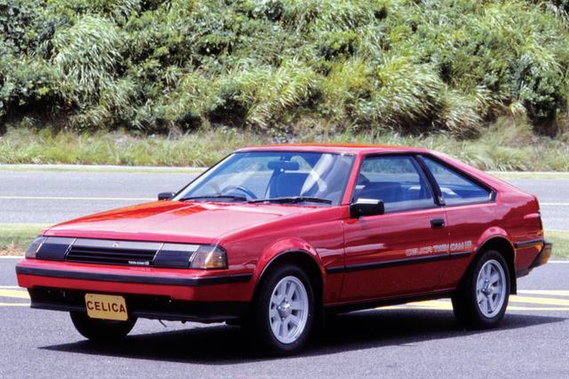 画像: A60系セリカは、1983年のマイナーチェンジで1.6L DOHCエンジンを2T-GEUから4A-GEUに変更し、活発な動力性能を獲得した。