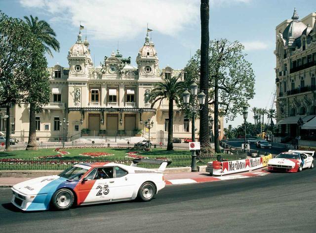 画像: グループ4規定クリアが遅れる中、業を煮やした?BMWは1979年からF1の前座レースとして「プロカーレース」を開催した。