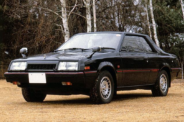 画像: ラムダは1980年5月にフルモデルチェンジ。11月にターボモデルのGSRが追加された。