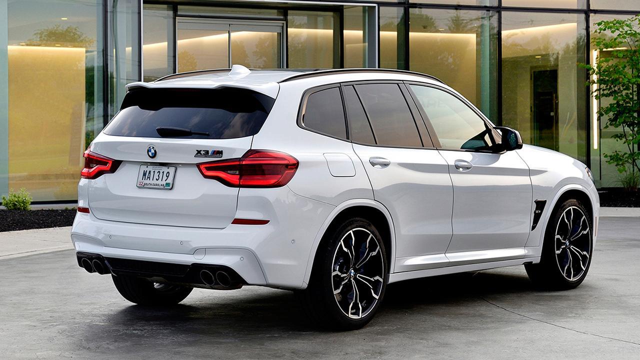 Images : 4番目の画像 - BMW X3M/X4M - Webモーターマガジン