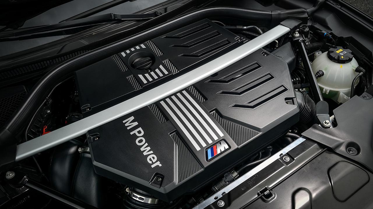 Images : 6番目の画像 - BMW X3M/X4M - Webモーターマガジン