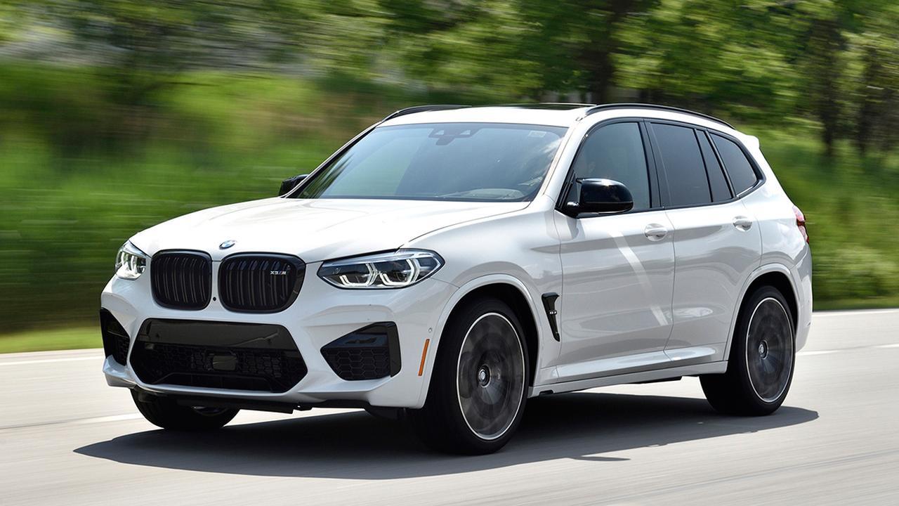 Images : 3番目の画像 - BMW X3M/X4M - Webモーターマガジン