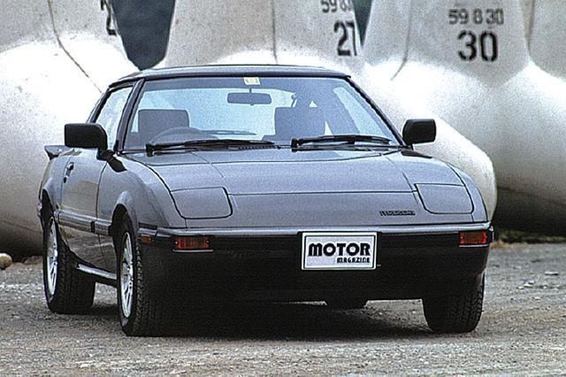 画像: ライバルのパワー競争に負けじと1983年9月に165psのターボ車が登場。0→400m加速は14.97秒、最高速度は221.20km/hを誇った。
