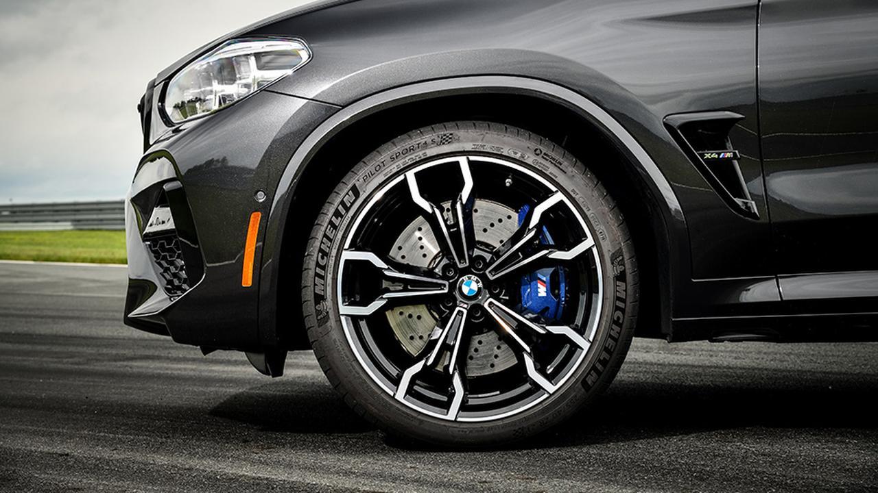 Images : 7番目の画像 - BMW X3M/X4M - Webモーターマガジン