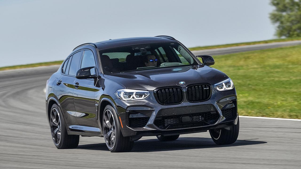 Images : 1番目の画像 - BMW X3M/X4M - Webモーターマガジン
