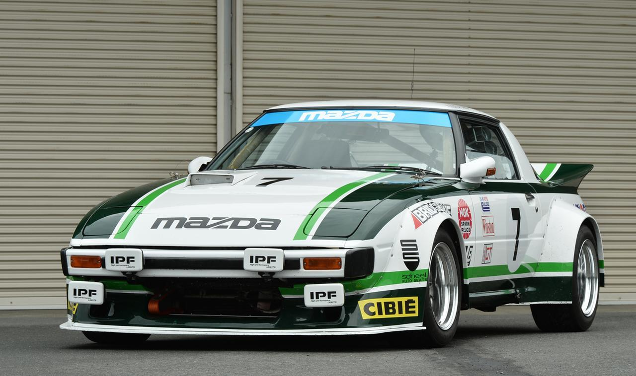 Images : 1番目の画像 - サバンナRX-7「1981年デイトナ24時間仕様」 - LAWRENCE - Motorcycle x Cars + α = Your Life.