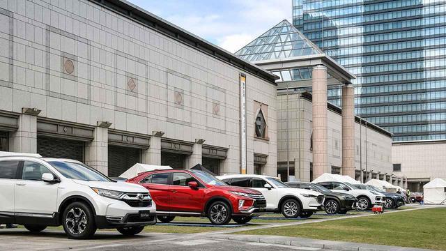 画像: 「SUVフェア2019」開催。世界のSUV&クロスオーバーが大集合(9月7〜8日 横浜美術館前/美術の広場) - Webモーターマガジン