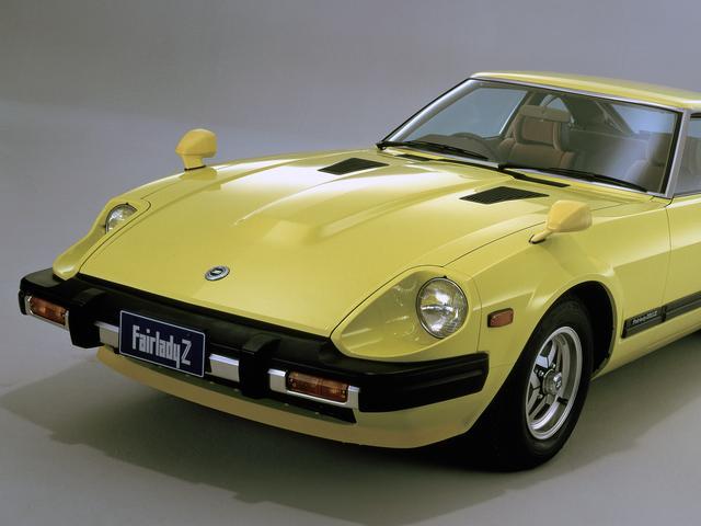 昭和の名車 64】日産 フェアレディZ 280Z-T 2by2:昭和53年(1978年 ...