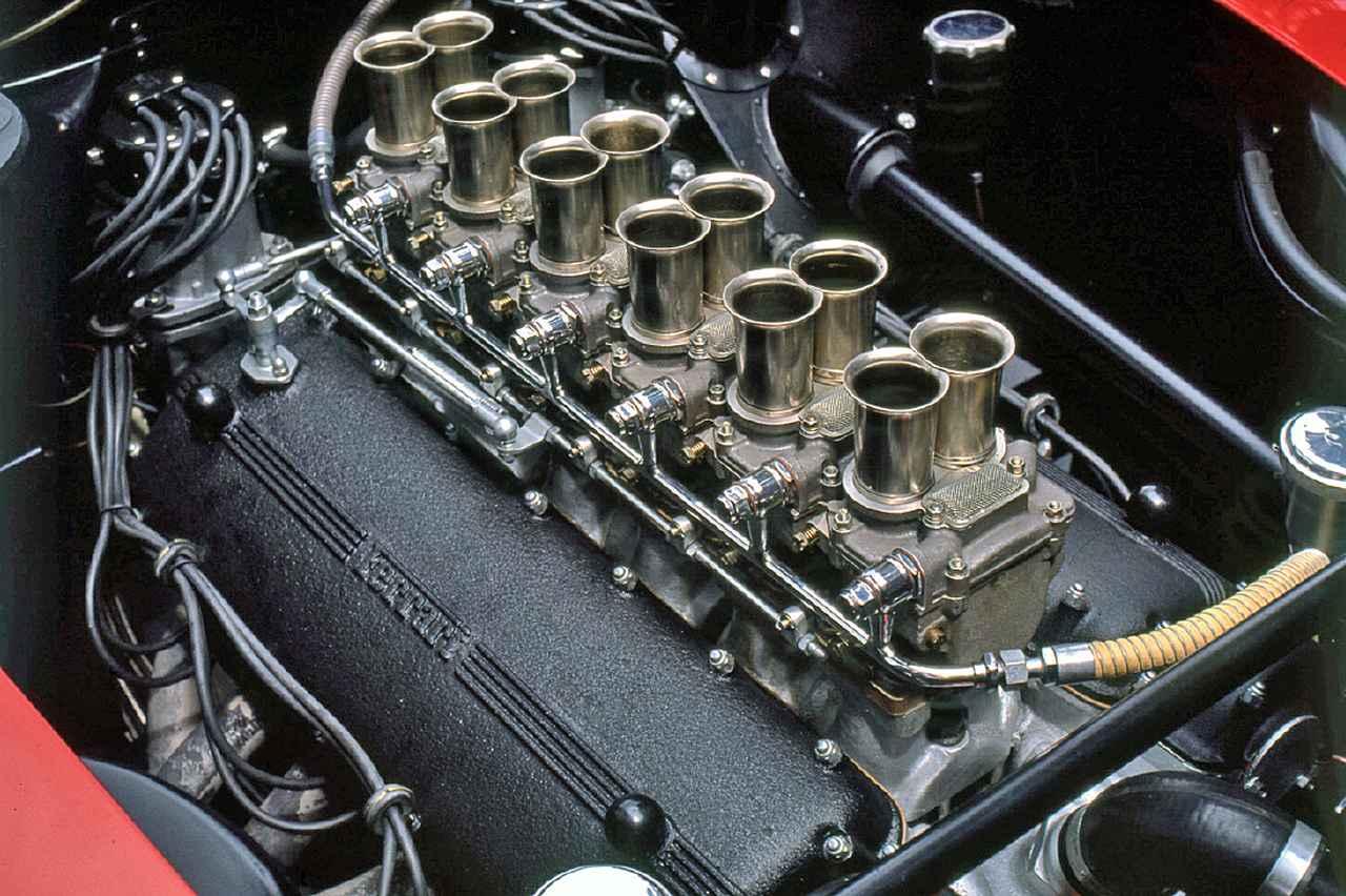 Images : 2番目の画像 - フェラーリ 250GTO - Webモーターマガジン