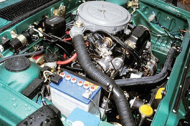 画像: エンジンはアコードと同じ1.8LのCVCCで90ps(5速MT)だから、パワフルとは言い難い。80年のマイチェンでCVCC-IIに変わり95psにアップした。