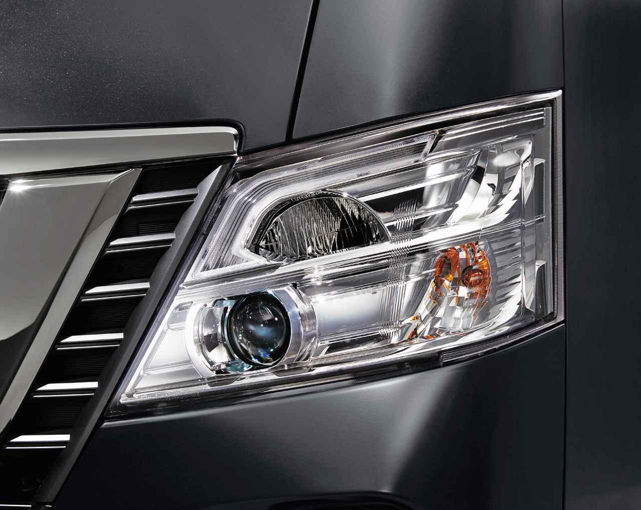 Images : 3番目の画像 - NV350キャラバン 特別仕様車 - Webモーターマガジン