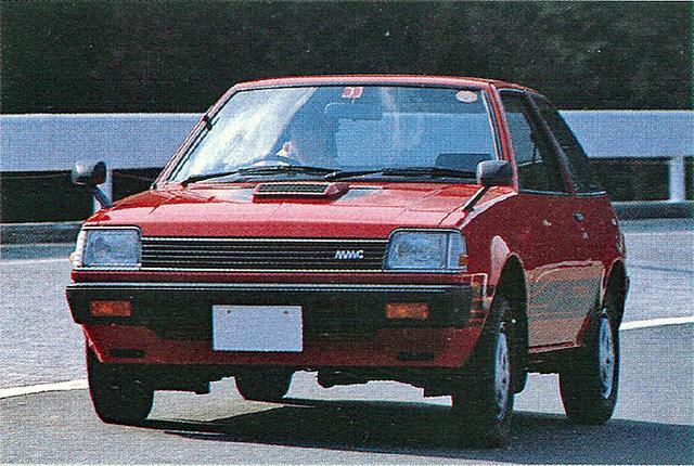 画像: 1982年2月にフルモデルチェンジされてミラージュIIとなり、ターボモデルも設定された。