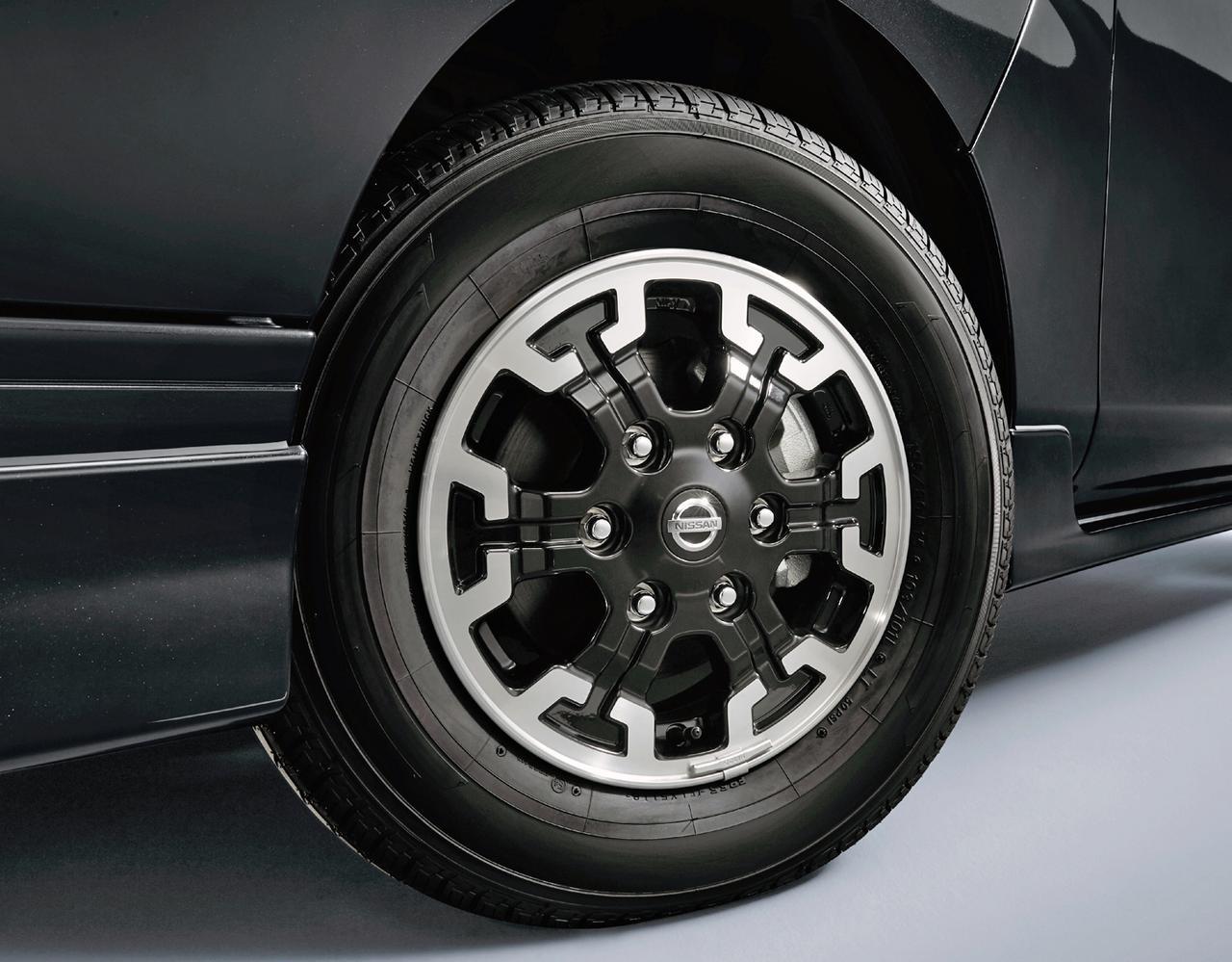 Images : 6番目の画像 - NV350キャラバン 特別仕様車 - Webモーターマガジン
