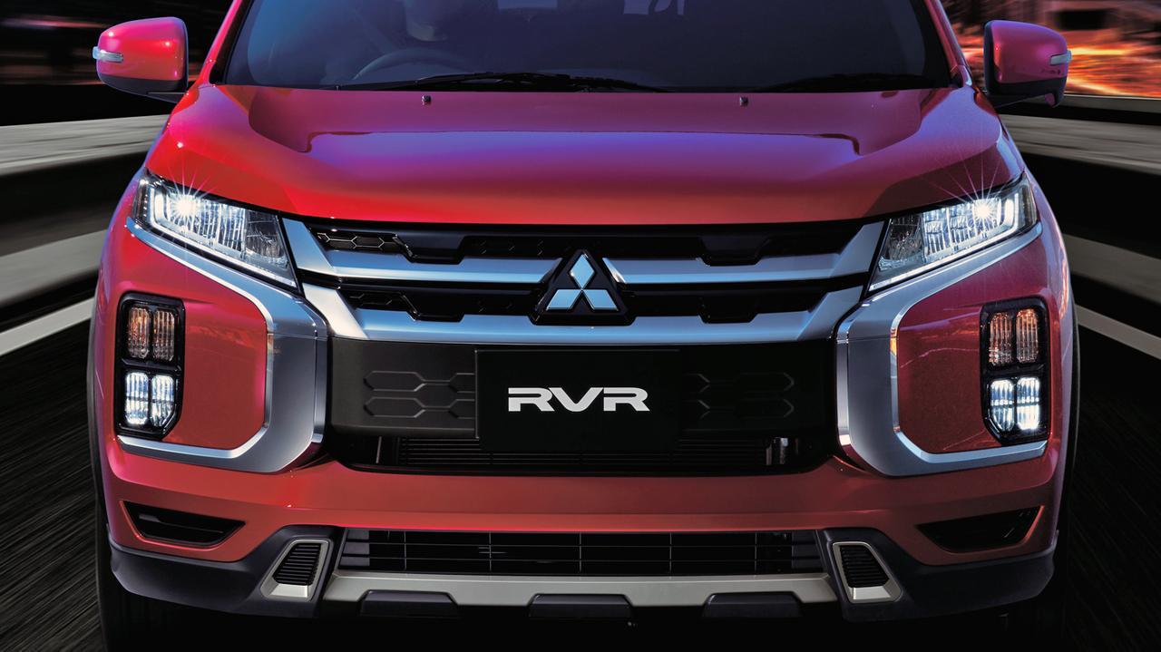 Images : 5番目の画像 - 三菱 RVR - Webモーターマガジン