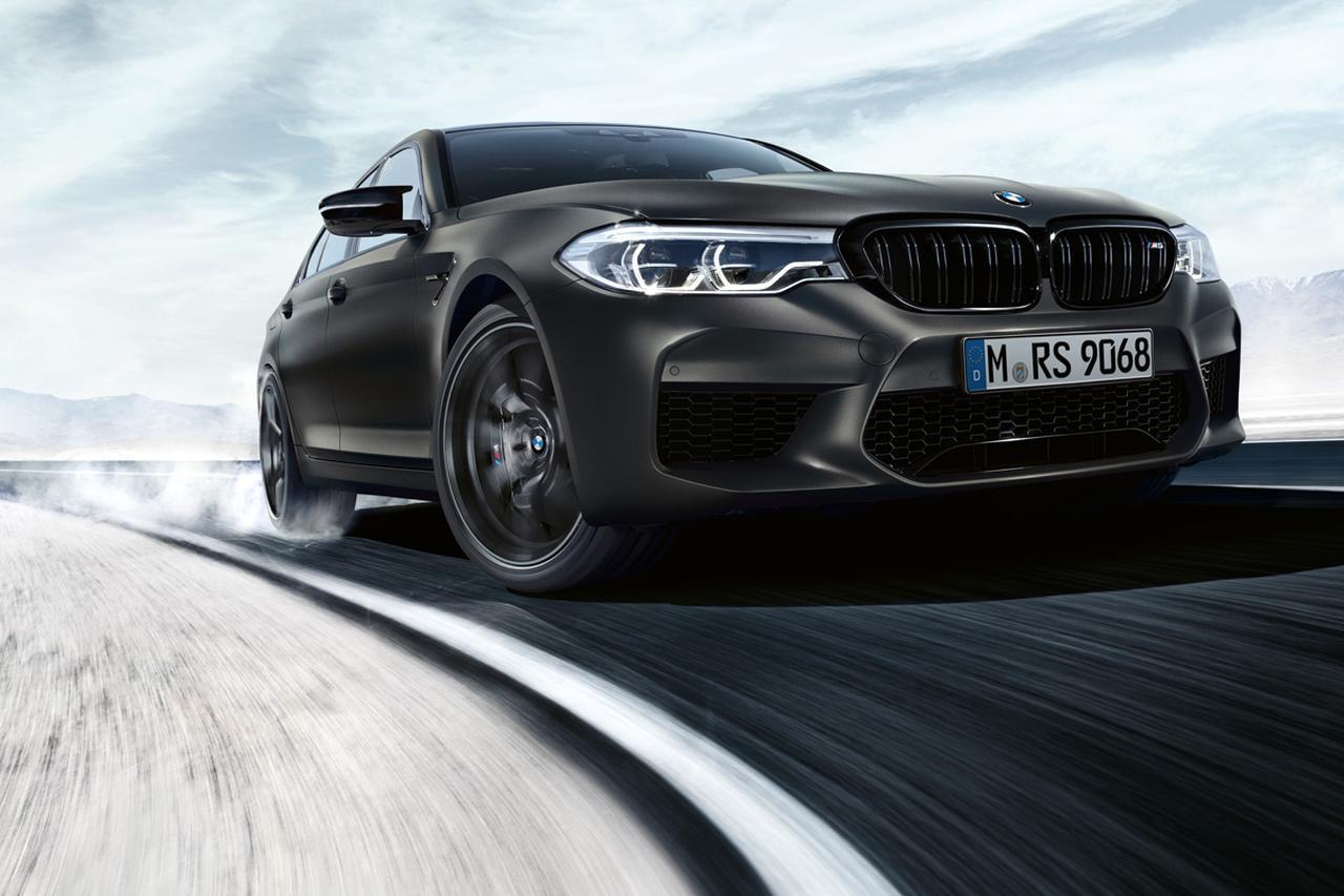 Images : 11番目の画像 - BMW M5 35 Jahre Edition - Webモーターマガジン