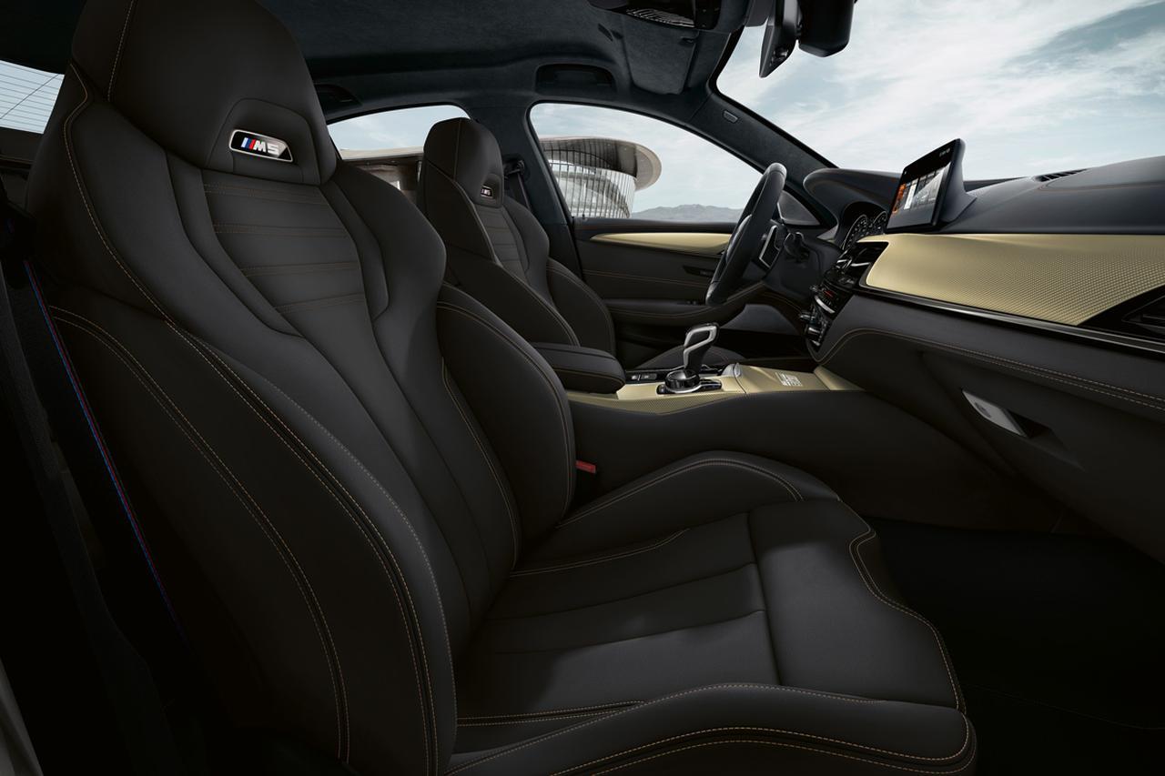 Images : 8番目の画像 - BMW M5 35 Jahre Edition - Webモーターマガジン