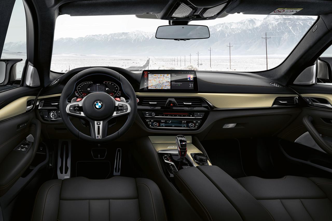 Images : 5番目の画像 - BMW M5 35 Jahre Edition - Webモーターマガジン