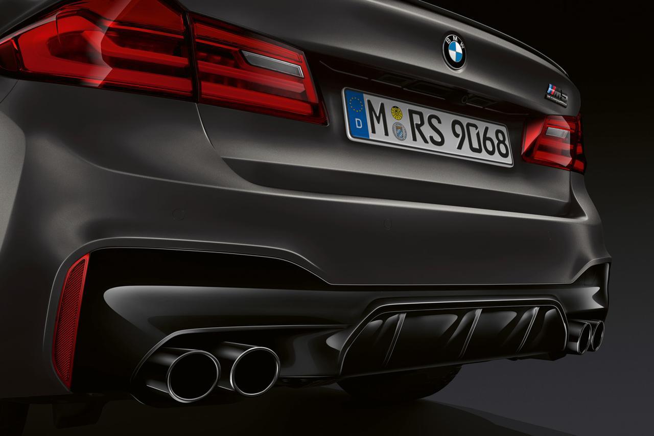 Images : 2番目の画像 - BMW M5 35 Jahre Edition - Webモーターマガジン