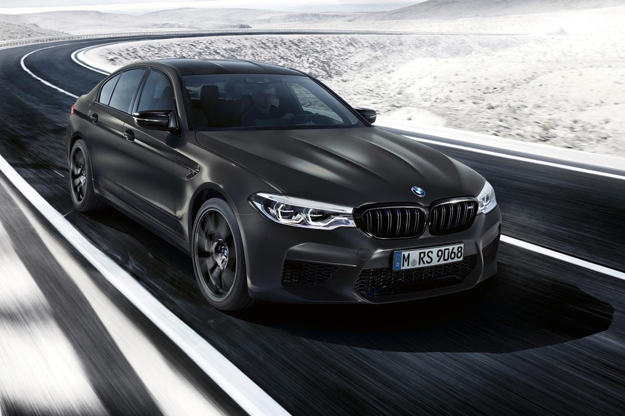 Images : 10番目の画像 - BMW M5 35 Jahre Edition - Webモーターマガジン
