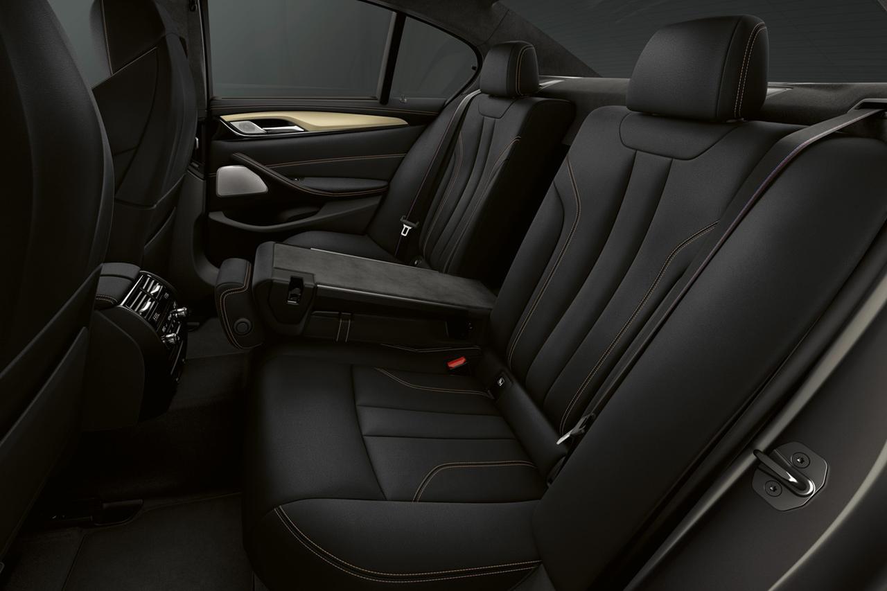 Images : 9番目の画像 - BMW M5 35 Jahre Edition - Webモーターマガジン