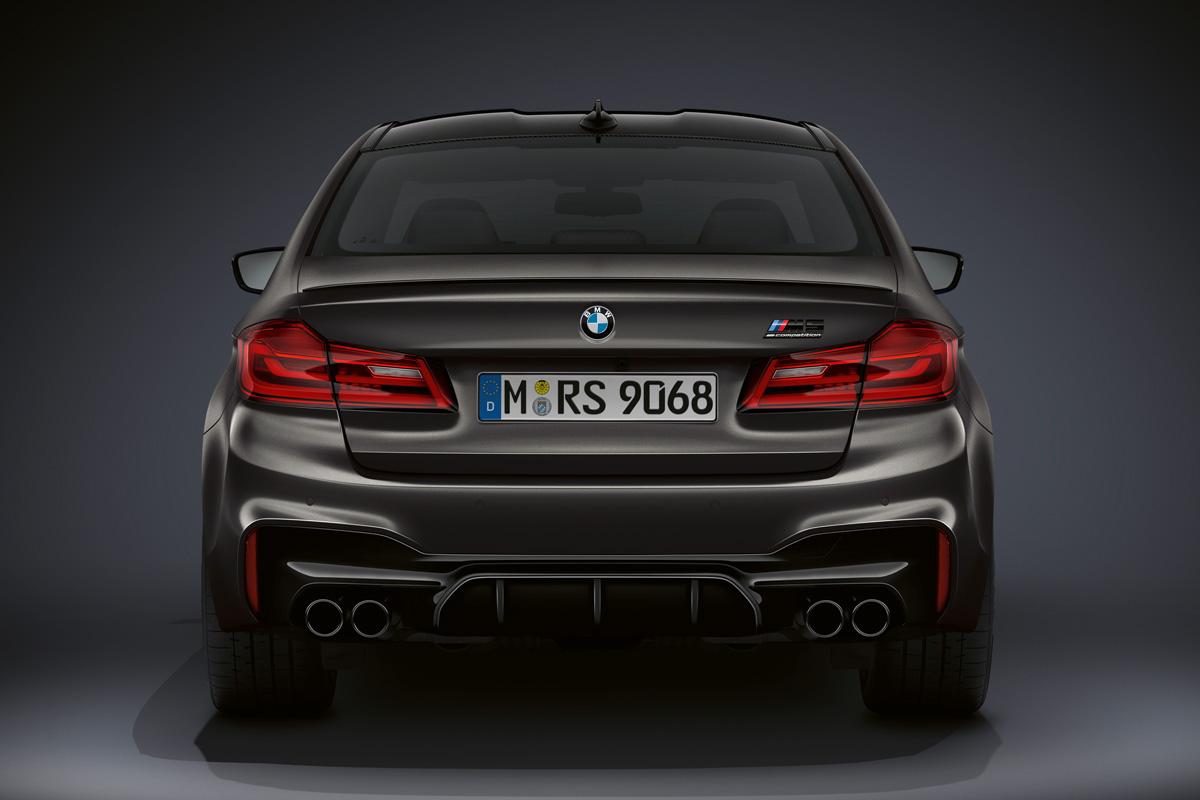 Images : 4番目の画像 - BMW M5 35 Jahre Edition - Webモーターマガジン