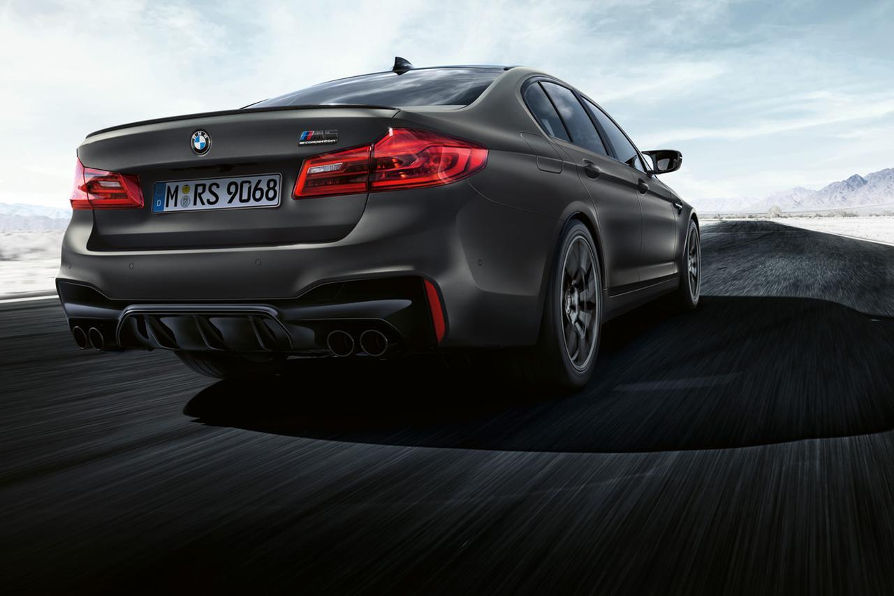 Images : 13番目の画像 - BMW M5 35 Jahre Edition - Webモーターマガジン