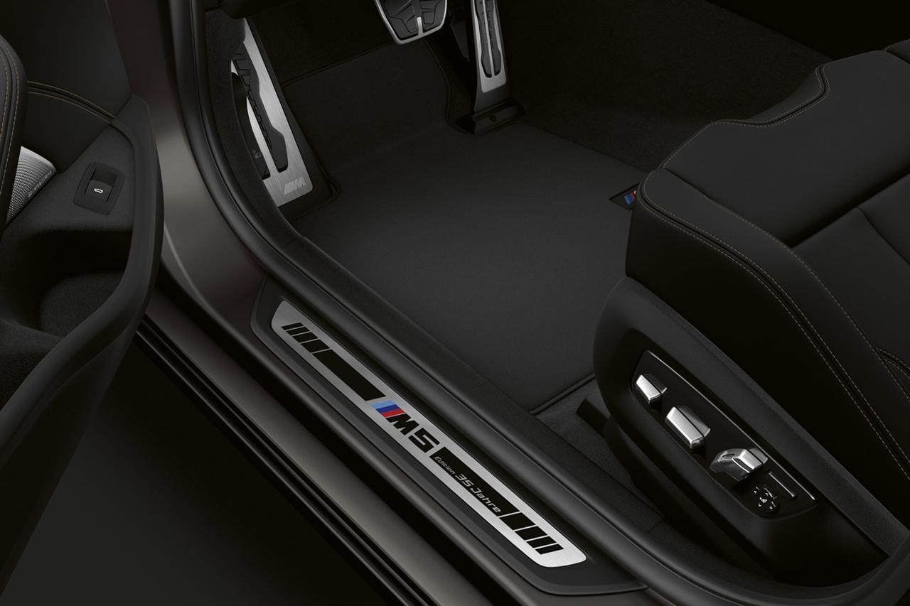 Images : 7番目の画像 - BMW M5 35 Jahre Edition - Webモーターマガジン