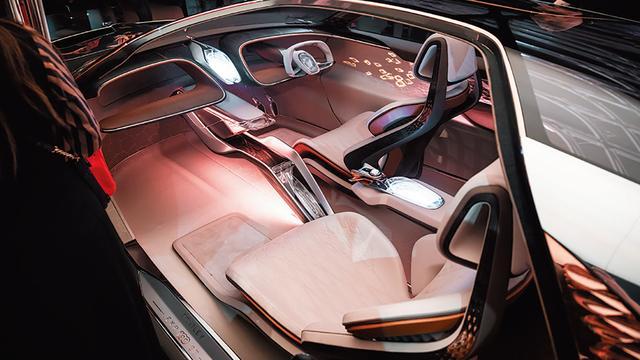 画像: ドライバーと乗員の全員が同じように極上の旅の喜びが得られるという未来のラグジュアリー実現を目指す。