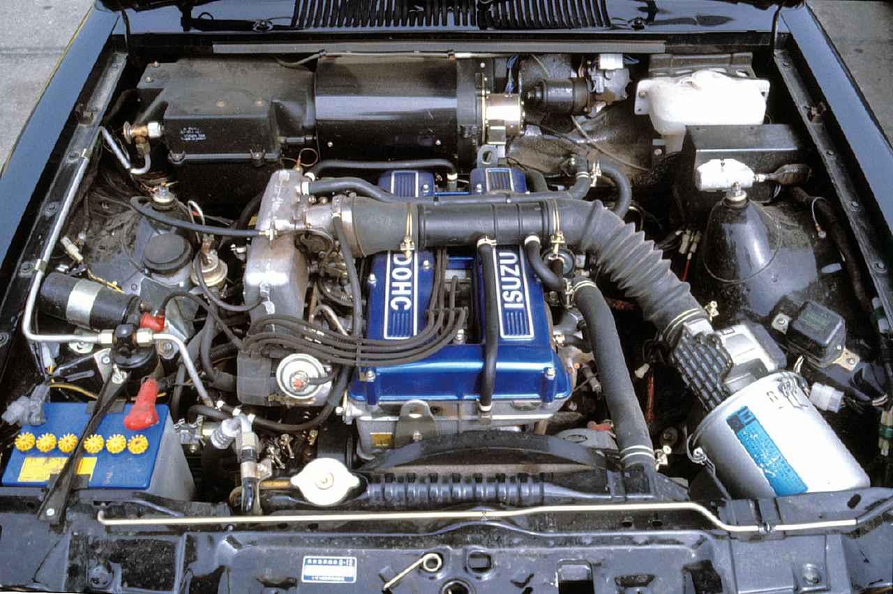 Images : 4番目の画像 - いすゞ ジェミニZZ - Webモーターマガジン
